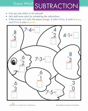 Free first grade homework worksheets